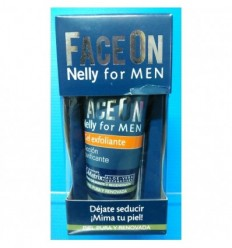 NELLY FOR MEN FACE ON GEL EXFOLIANTE 50ML