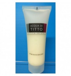 ACQUA DI TITTO AFTER SHAVE TUBO 100 ml pack 3 unidades