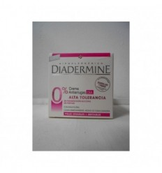 DIADERMINE 0% CREMA ANTIARRUGAS Día Alta Tolerancia Piel Sensible & Irritables 50ml