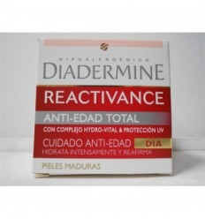 Diadermine Reactivance Cuidado Anti-Edad Total Día 50ml