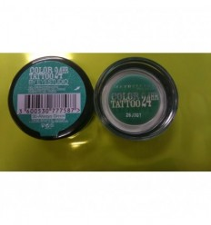 Maybelline Color Tatoo 24h 30 Always Green Sombra Crema