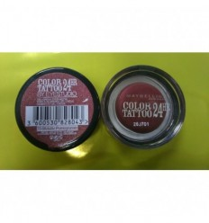 Maybelline Color Tatoo 24h 70 Metalic Pomegranate Sombra Crema