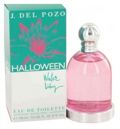 J DEL POZO HALLOWEEN WATER LILY EDT 100ML WOMAN