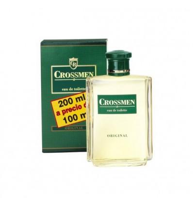 CROSSMEN MEN EDT 200 ML AL PRECIO DE 100 ML