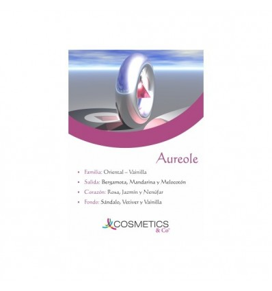 AUREOLE EDT 100ML MUJER