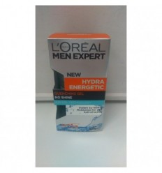 MEN EXPERT HYDRA ENERGY GEL NO BRILLO 50ML