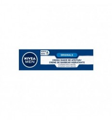 NIVEA MEN CREMA SUAVE DE AFEITAR 100 ML