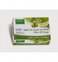 PHYTO JABÓN DE ACEITE DE OLIVA NUTRITIVO 120GR