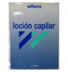 WILLIAMS LOCIÓN CAPILAR 200 ML