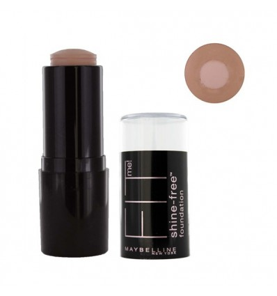 MAYBELLINE FIT ME STICK 120 CLASSIC IVORY MAQUILLAJE ACABADO MATE