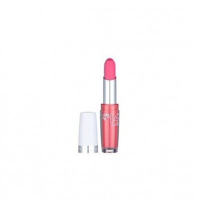 MAYBELLINE SUPER STAY 14H LIPSTICK MEGA WATT 455 BURTS OF CORAL