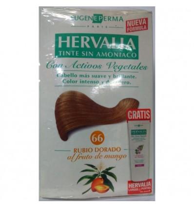 HERVALIA 66 RUBIO DORADO TINTE SIN AMONÍACO