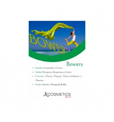 BOWERY EDT 100ML MUJER