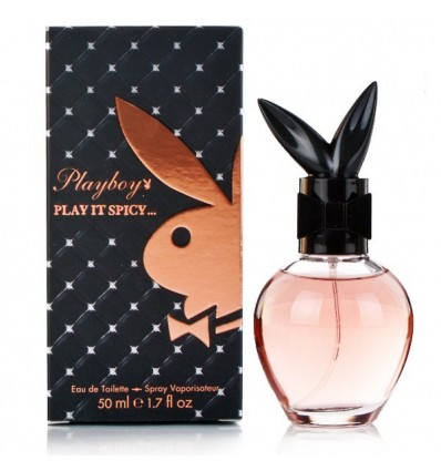 PLAYBOY PLAY IT SPICY EDT 50 ML WOMAN