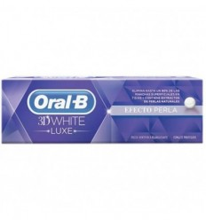 ORAL B 3D WHITE LUXE EFECTO PERLA DENTÍFRICO 75 ML