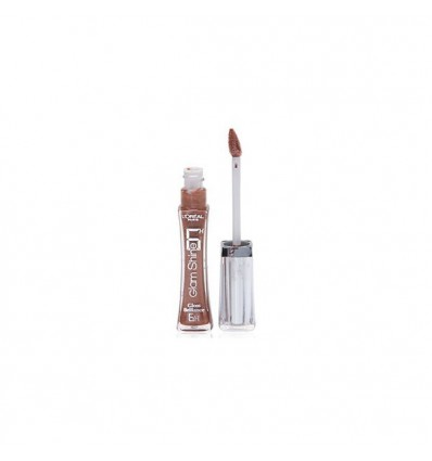 L`ORÈAL GLAM SHINE 6 HORAS GLOSS 305 MOCHA OBSESSION