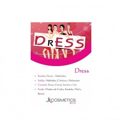 DRESS EDT 100ML MUJER