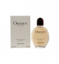CALVIN KLEIN OBSESSION FOR MEN 75ML VP