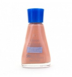 COVERGIRL CLEAN MAKE UP 545 BEIGE CÁLIDO MAQUILLAJE OIL CONTROL 30 ML