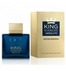 ANTONIO BANDERAS KING OF SEDUCTION ABSOLUTE EDT 50 ML VP MEN