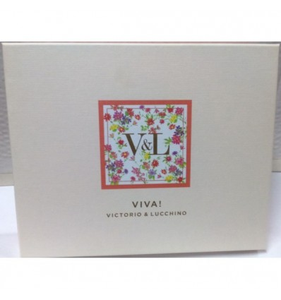VICTORIO & LUCCHINO VIVA! EDT 100 ML + BODY MILK 100 ML WOMAN