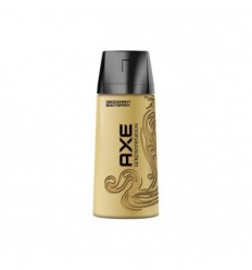 AXE DEO SPRAY GOLD TEMPTATION 150 ML FOR MEN