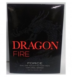 DRAGON FIRE FORCE EDT 100 ML SPRAY FOR MEN