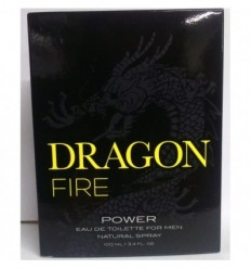 DRAGON FIRE POWER EDT 100 ML SPRAY FOR MEN