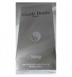 GISÈLE DENIS FEMME YANG EDT 75 ML SPRAY