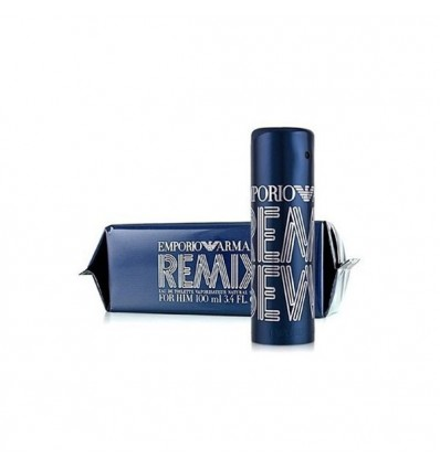 EMPORIO ARMANI REMINX FOR HIM EDT 100ml