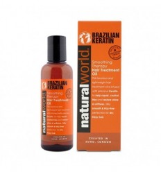 NATURAL WORLD BRAZILIAN KERATIN 100ML