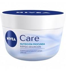 NIVEA CARE NUTRICIÓN PROFUNDA RÁPIDA ABSORCIÓN 200 ML