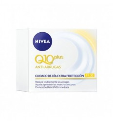 NIVEA Q10 PLUS CREMA DIA ANTI-ARRUGAS SPF 30 50 ML