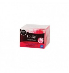 OLAY ESSENTIALS 2EN1 CREMA NOCHE HIDRATANTE INTENSIVA 50 ml