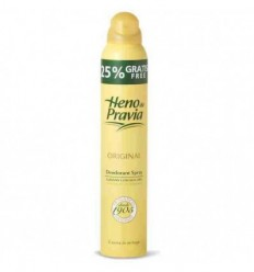 HENO DE PRAVIA ORIGINAL DEO SPRAY 200 + 50 ML
