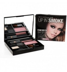 MAYBELLINE UP IN SMOKE GET THE LOOK PALETA MAQUILLAJE