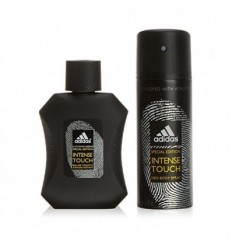 ADIDAS INTENSE TOUCH SPECIAL EDITION EDT 100 ml + DEO SPRAY 150 ml MEN