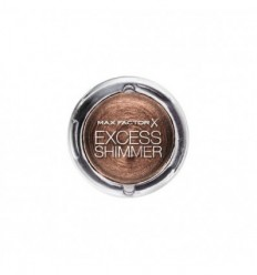 MAX FACTOR EXCESS SHIMMER SOMBRA 25 BRONZE 7G