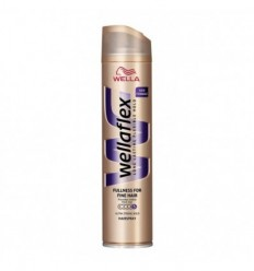 WELLAFLEX LACA PARA CABELLOS FINOS FIJACIÓN 5 250 ml