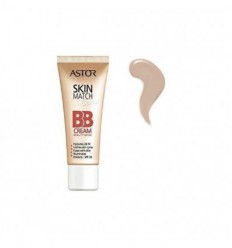 ASTOR SKIN MATCH CARE BB CREAM SPF 25 100 IVORY 30 ML