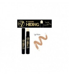 W7 A GOOD HIDING LAPIZ CORRECTOR CON ESPONJA LIGHT MEDIUM 2,5GR