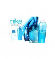 NIKE UP OR DOWN FOR WOMAN EDT 75 ML SPRAY + DEO SPRAY 200 ML