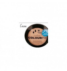 TECHNIC COLOUR FIX POLVO COMPACTO WATERPROOF COCOA