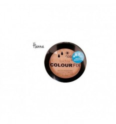 TECHNIC COLOUR FIX POLVO COMPACTO WATERPROOF HENNA