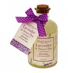 BODY COLLECTION LAVENDER & SWEET PEA LECHE HIDRATANTE 230 ML REF 96508