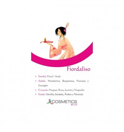 FIORDALISO EDT ML MUJER