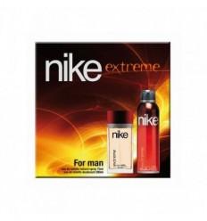 NIKE EXTREME FOR MAN EDT 75 ml SPRAY + DEO SPRAY 200 ml