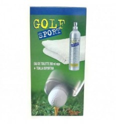 GOLF SPORT EDT 200 ml vapo + TOALLA