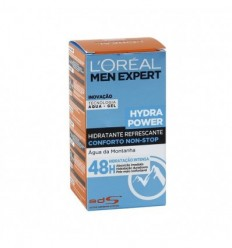 LOREAL MEN EXPERT HYDRA POWER HIDRATANTE REFRESCANTE 48 H 50ML