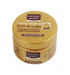 NATURAL HONEY CREMA CORPORAL ELIXIR DE ARGAN 250 ml